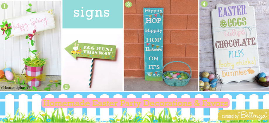 Easter signs to make
