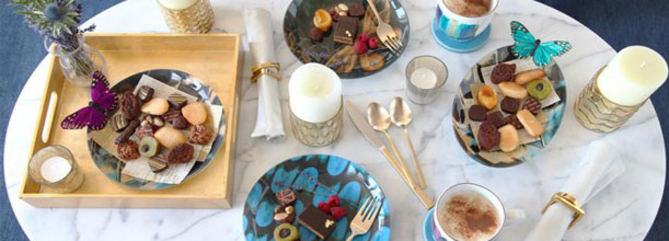 Hot Chocolate Party by West Elm