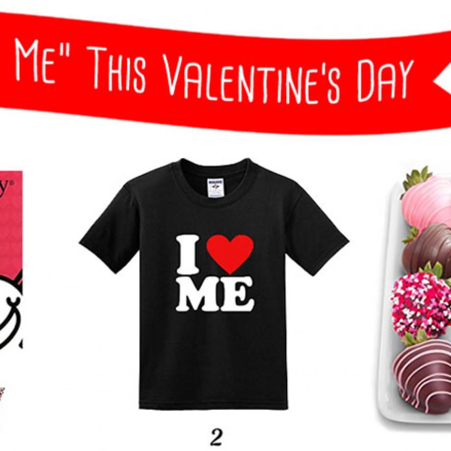 I Love Me on Valentine's Day