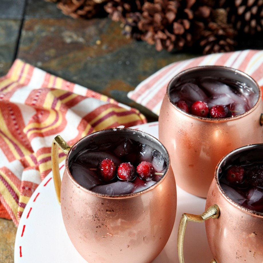 Weekly Roundup #15: Thanksgiving Drinks Recipes to Try!