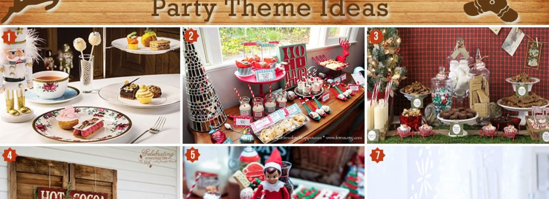 Christmas Party Ideas.Unique Corporate Christmas Party Themes