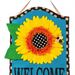 1 - Welcome Hanging Outdoor Décor