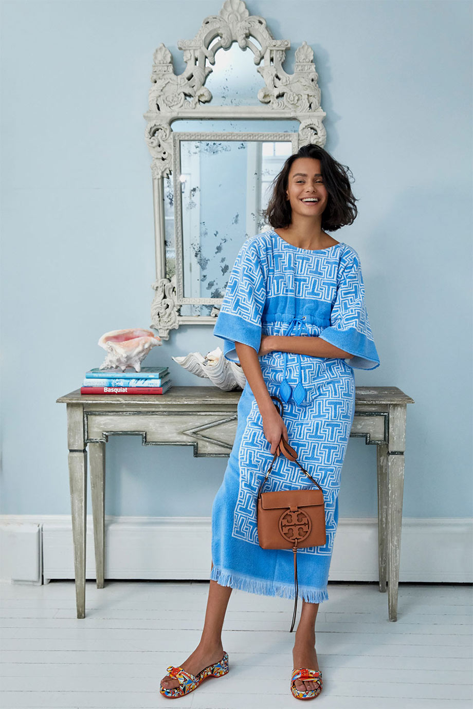 Tile-T Dress (from Tory Burch)