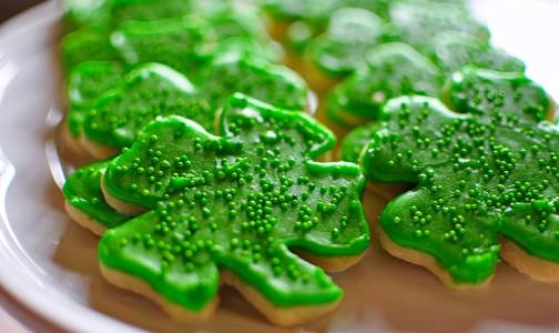 Irish butter cookies from Challenge Dairy