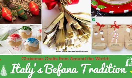 Italian Christmas Tradition of Befana