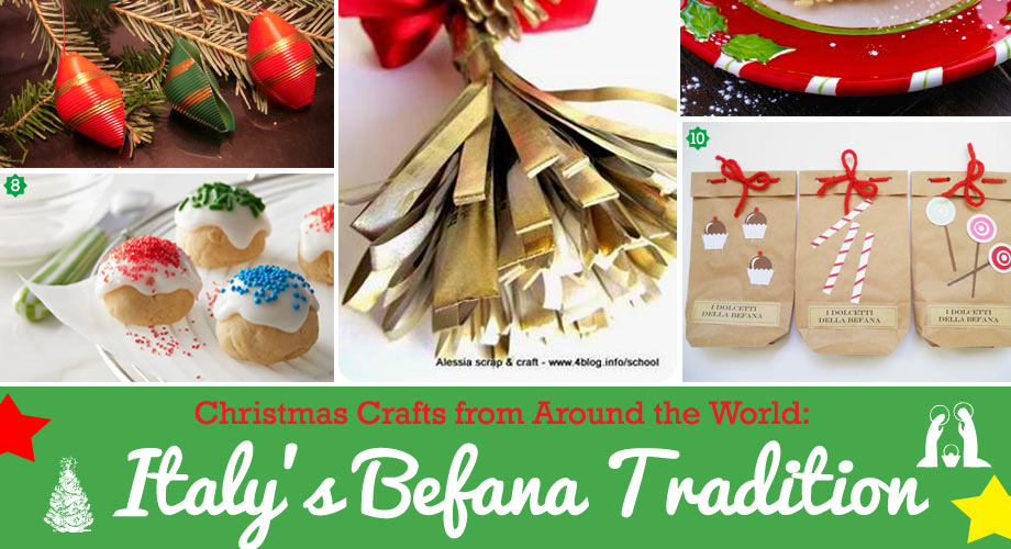 Christmas Around The World Party Ideas Part - 42: Christmas Around The World: Italyu0027s Befana Tradition In Crafts And Treats
