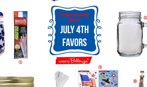 Budget-friendly + Practical July 4th Party Favors from Dollar Tree [Sponsored Post]