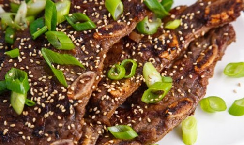 Korean Kalbi BBQ by Closet Cooking