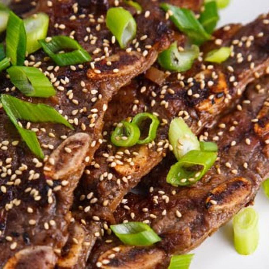 Korean Kalbi BBQ by Closet Cooking