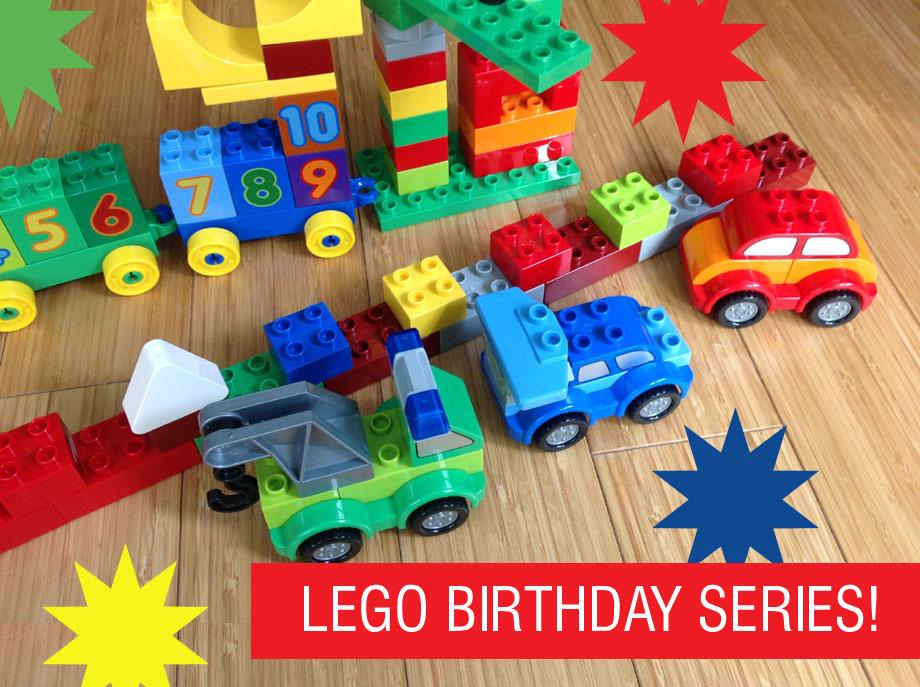 8 9 Toys For Birthdays : Lego birthday party series: party decorating ideas!