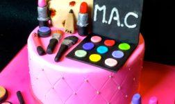 Mac Cake. Photo by Baking Maniac.