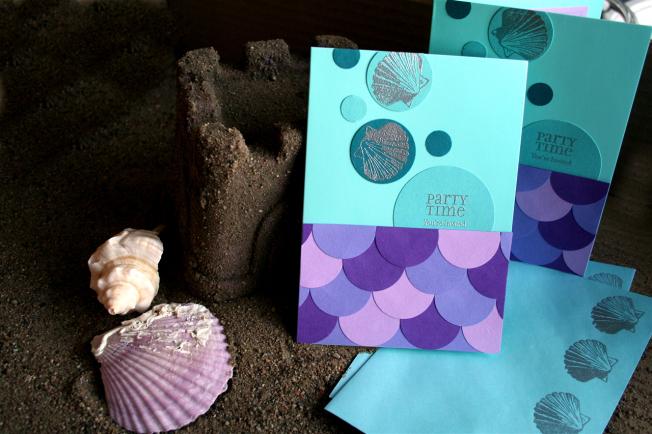 Mermaid Themed Birthday Party Ideas