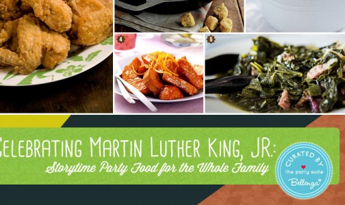 Celebrating Martin Luther King: Storytime Party for the Whole Family