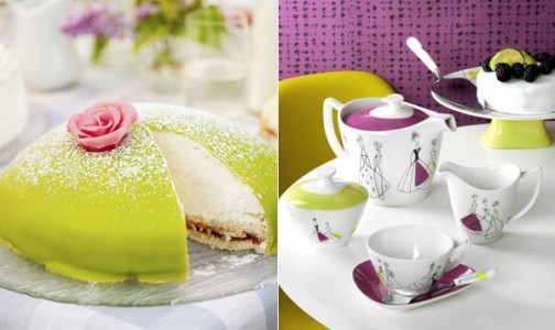Not Your Ordinary Tea Party! It's a Swedish Birthday Tea!