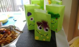 """""""Monster Mash"""" Halloween Party Ideas: The Eyes Have It!"""