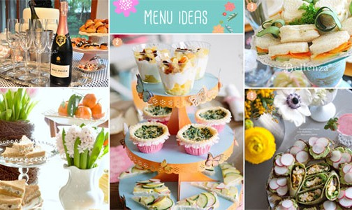 What to Serve for a Mother's Day Tea Party