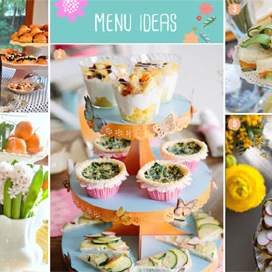 tea party food archives - unique party ideas from the party suite at