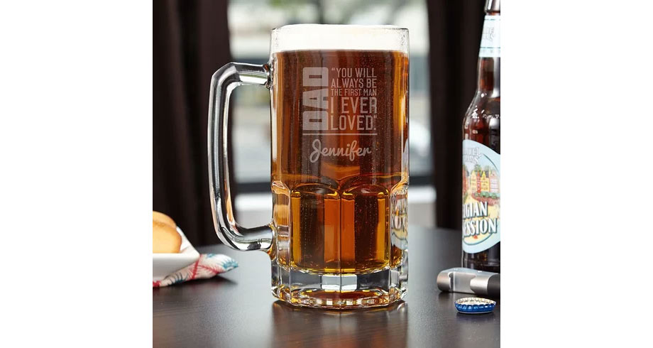 Beer Mug via Wayfair for Father's Day