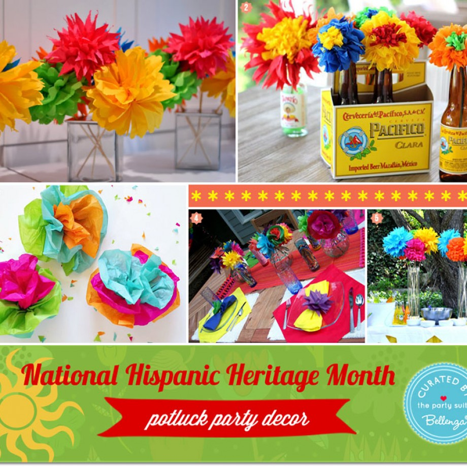 Potluck Ideas for Celebrating National Hispanic Heritage Month