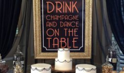 A Flapper Themed New Year's Eve Party: A Roaring Celebration!