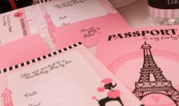 A Sweet Soiree with Romantic Touches: A Parisian-themed Pre-Teen Party
