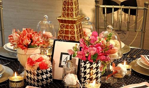 Sneak Peek: Head to Paris for a Night! A 16th Birthday Soiree!