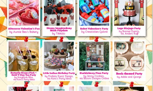 Themed Parties for Feb 2015 | as featured on the Party Suite at Bellenza.