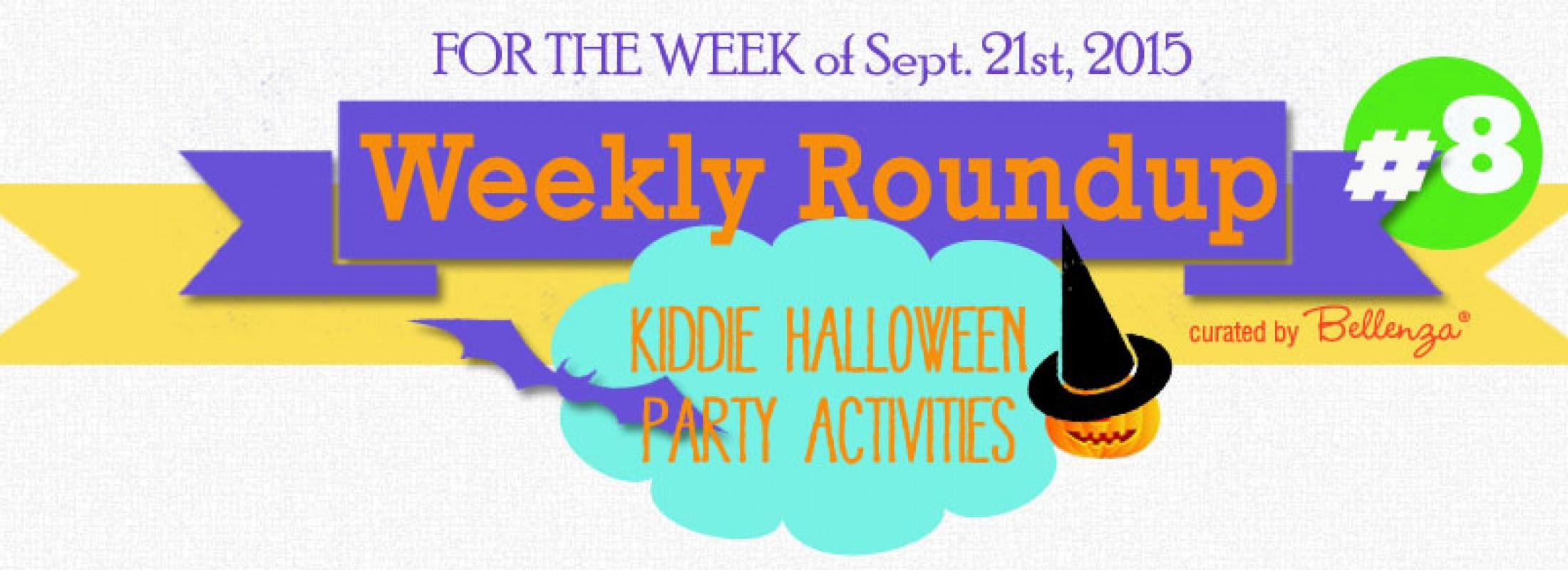 Kids Halloween Party Activities