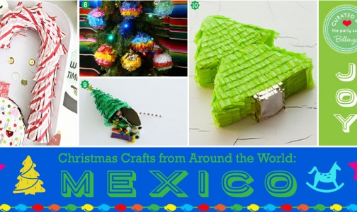 10 Ways to Include Piñatas in Your Christmas Decor