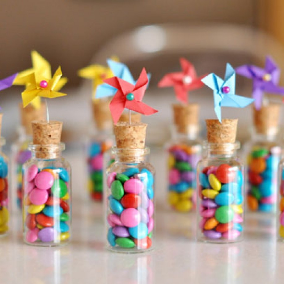 pinwheel party favors and packaging ideas fun and pretty