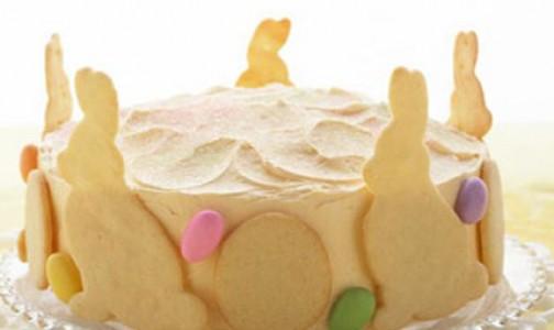 Rabbit Cake for Easter