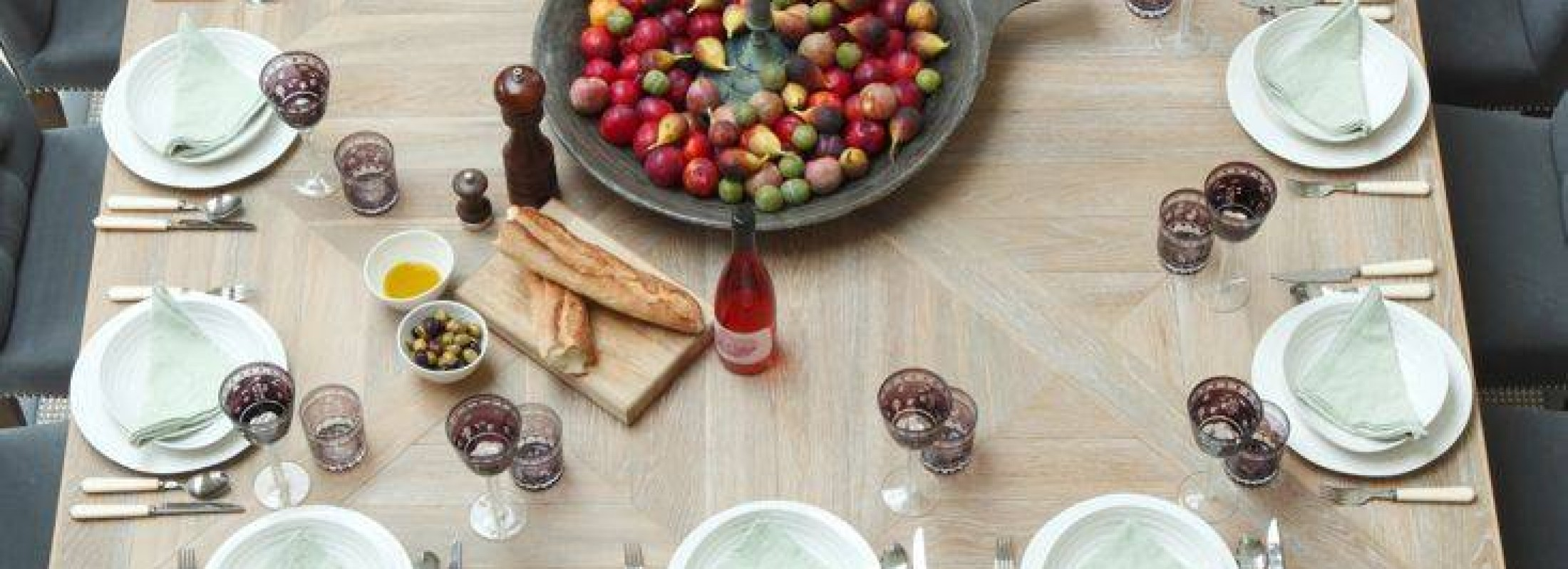 & Modern Rustic Thanksgiving Table Settings: 10 Great Ideas!