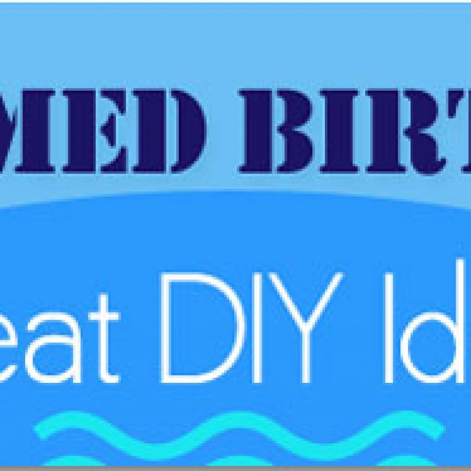 Shark Theme DIY Birthday Decorations