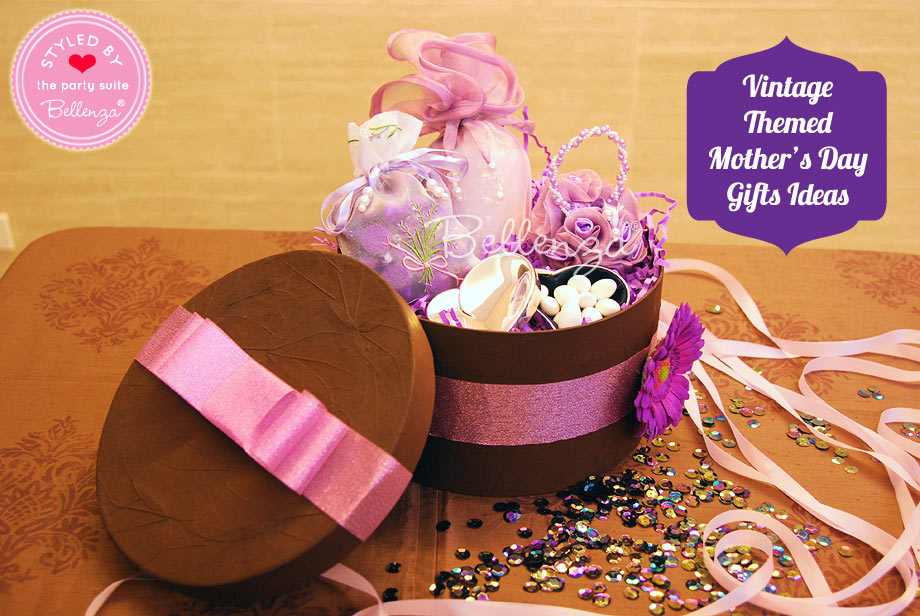 Give a spa in a box containing spa gifts like candles, soaps, and scented sachets.