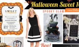 Halloween Sweet 16 Ideas