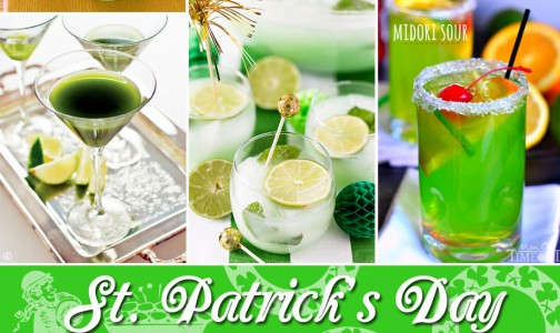 St. Patrick's Day Party Theme for Girls Night In