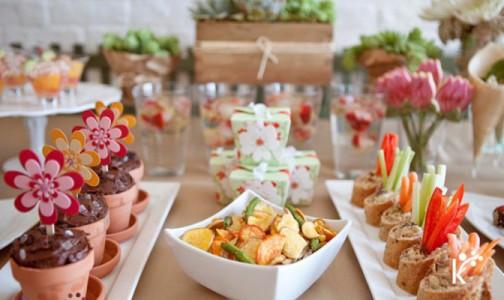 Gourmet Sweet 16 by Kreavie of Montreal