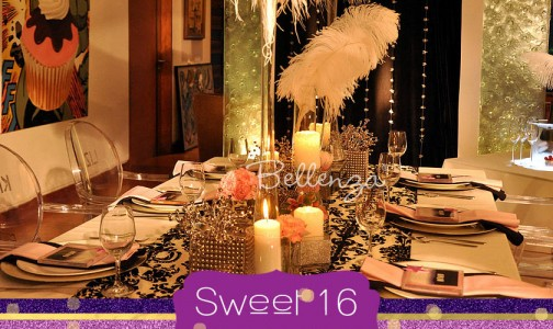 Unique sweet 16 theme ideas