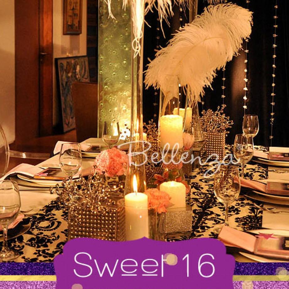 Unique sweet 16 theme ideas