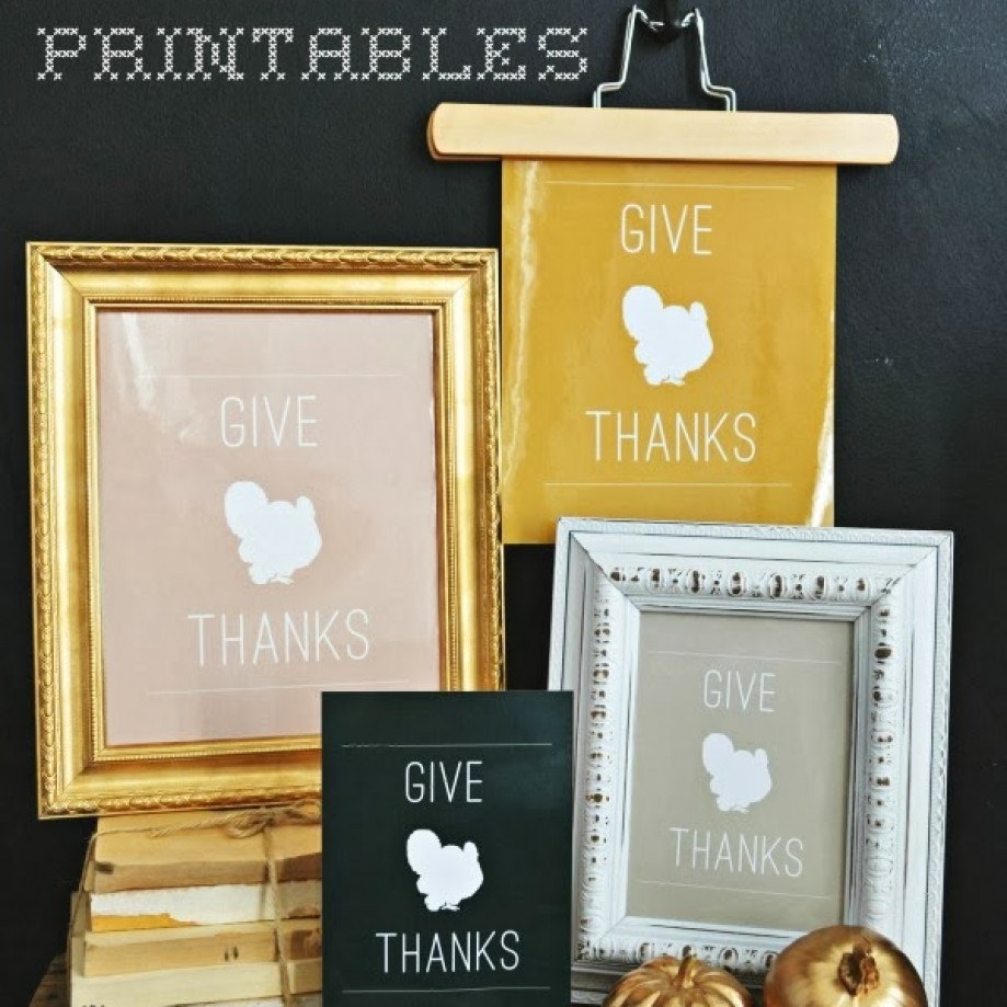 Thanksgiving Party Ideas: Stylish Ways to be Grateful!