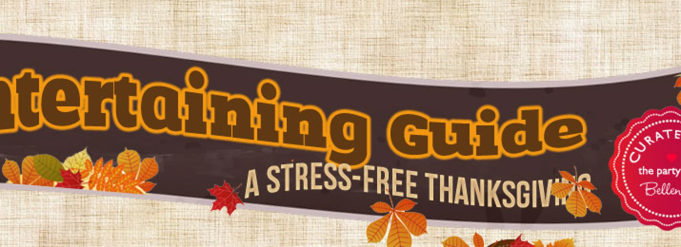 Thanksgiving Entertaining entertaining guide to planning a stress-free thanksgiving