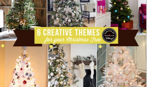 Creative Ideas for a Themed Christmas Tree