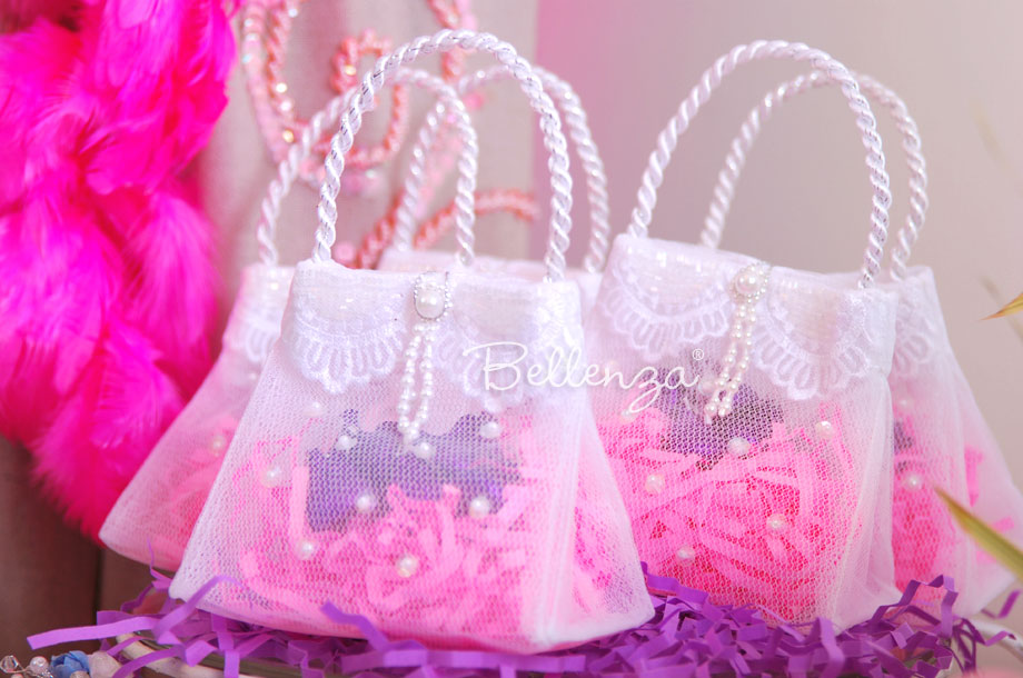 Kaibeya Mini Purse Favor Bag Set Of 5