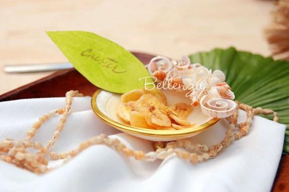 Vamélour Seashell Favor Tray (set of 2)