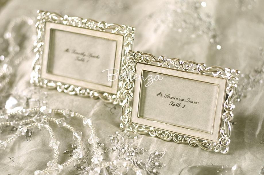 Bianna Art Deco Place Card Frames (set of 5) -The SHOP at Bellenza