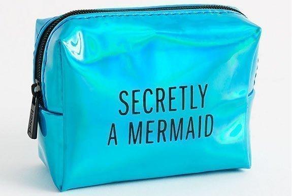"""Secretly a Mermaid"" Minimergency Kit"