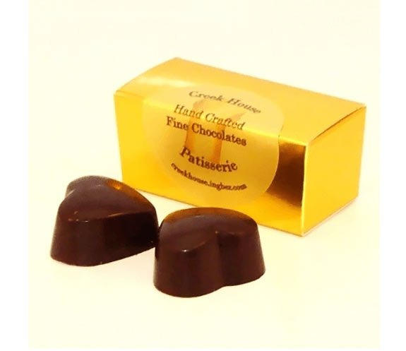 Classic Ballotin Chocolate Truffles in a Box