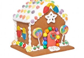 Christmas Gingerbread House Kit