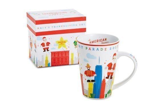 Thanksgiving Day Parade Themed Mug