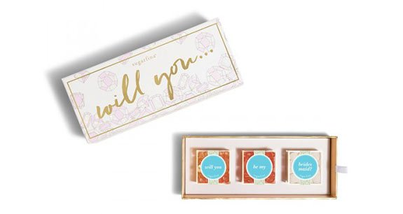 Will You Be My Bridesmaid 3PC Bento Box